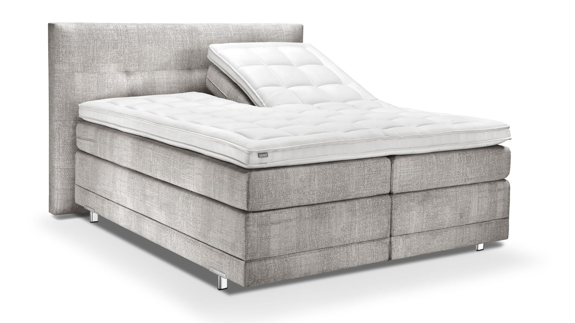 avek boxspring noflik kwaliteit voor jaren slaaphof. Black Bedroom Furniture Sets. Home Design Ideas