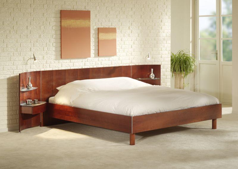 Bed ledikant één en tweepersoons slaapcomfort slaaphof