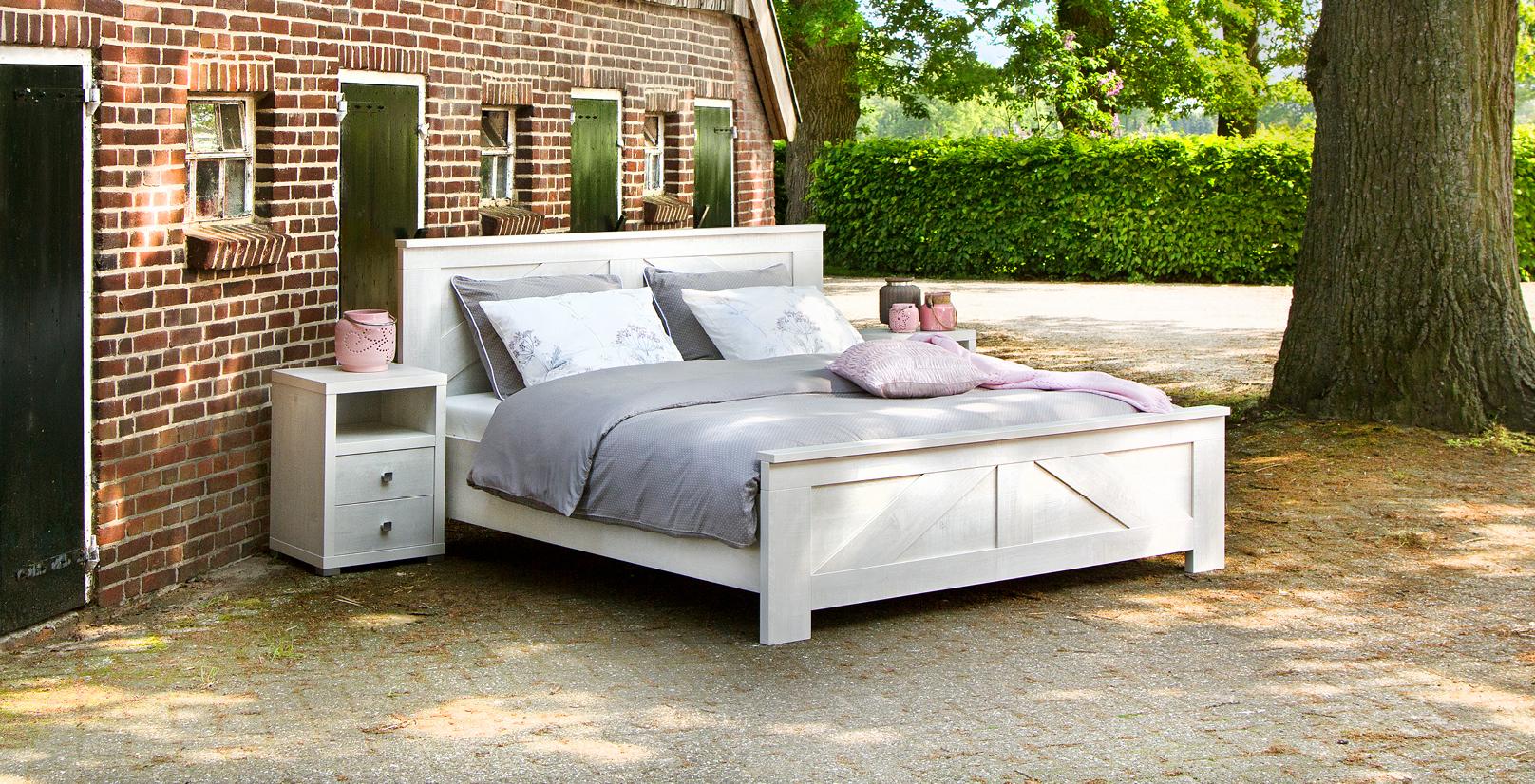 Populair Bed kopen? Luxe bedden, matrassen en bedbodems bij Slaaphof! #VH79