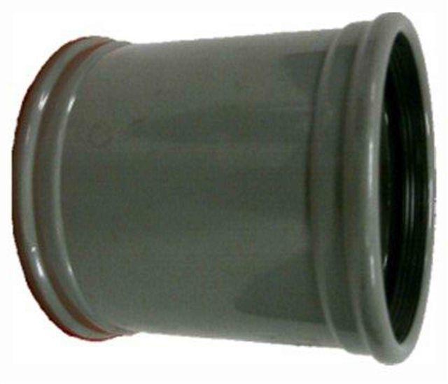 Ongekend PVC steekmof | PVC overschuifmof voor buitenriolering EW-45