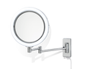 Decor Walther make-up spiegel BS 13 wandmodel 5x/1x LED