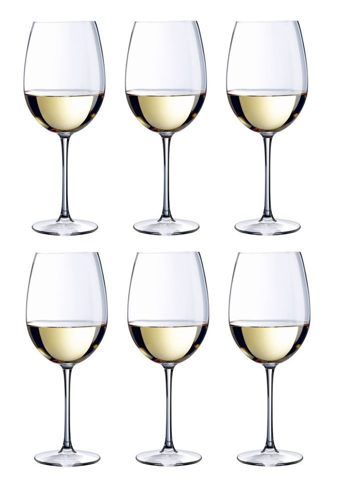Chef Sommelier Wine Glass Cabernet, Small Tulip Glass