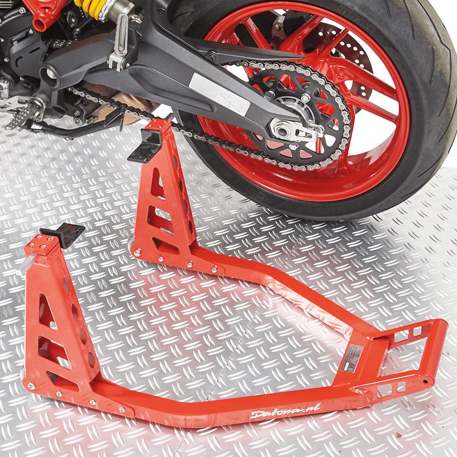 MotoGP Paddockstand set - Honda rood 6