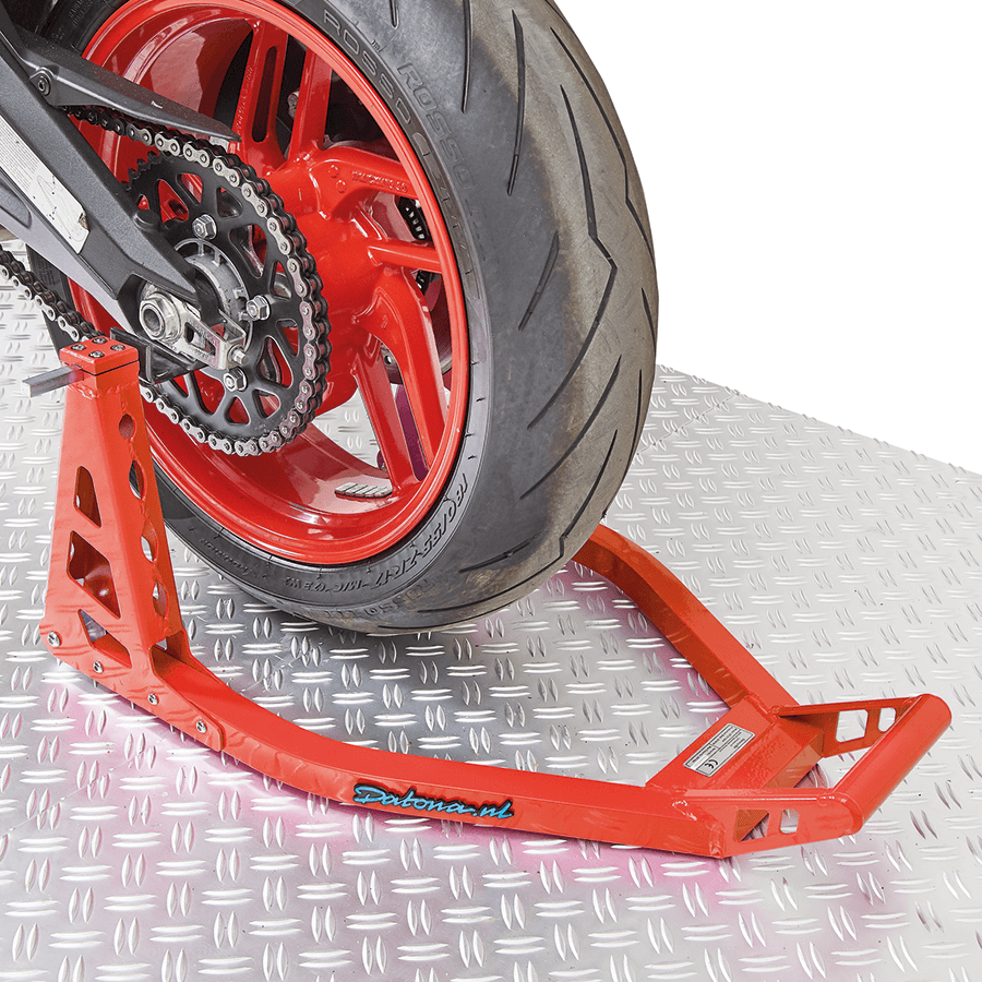 MotoGP Paddockstand set - Honda rood 9