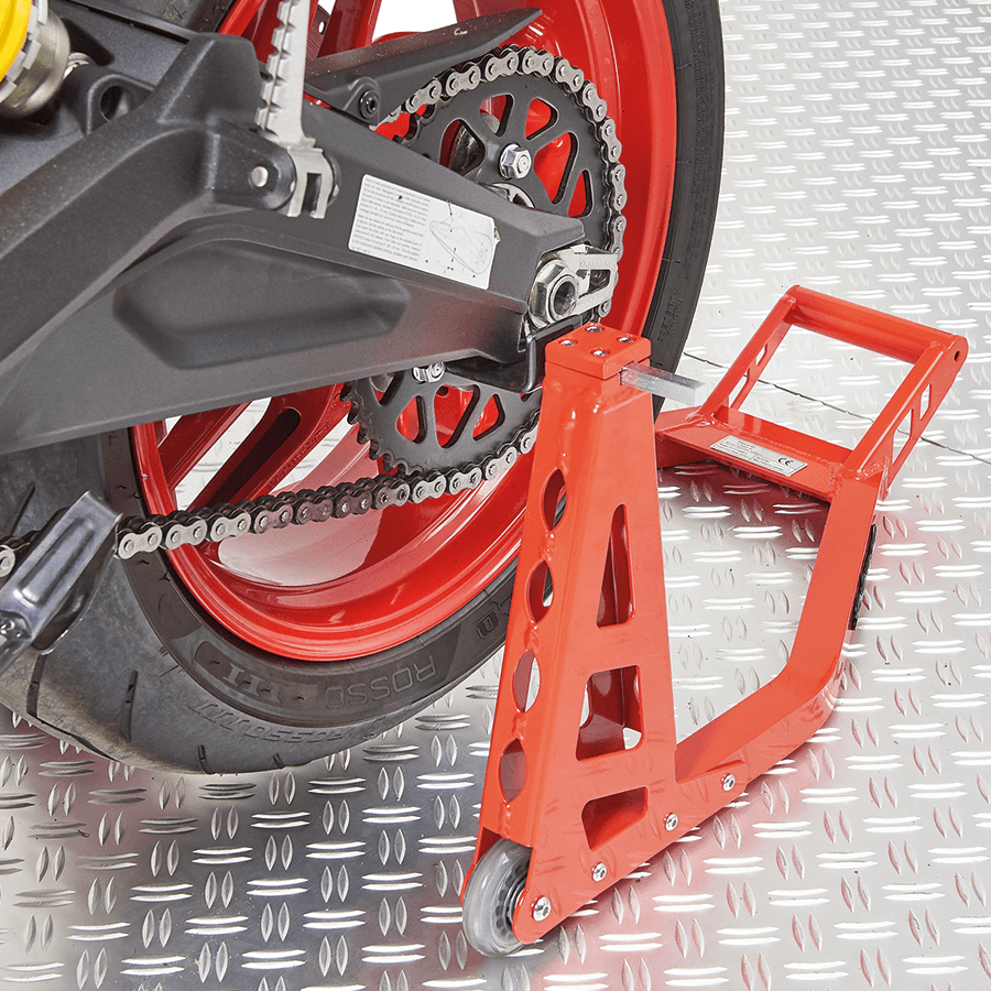 MotoGP Paddockstand set - Honda rood 10