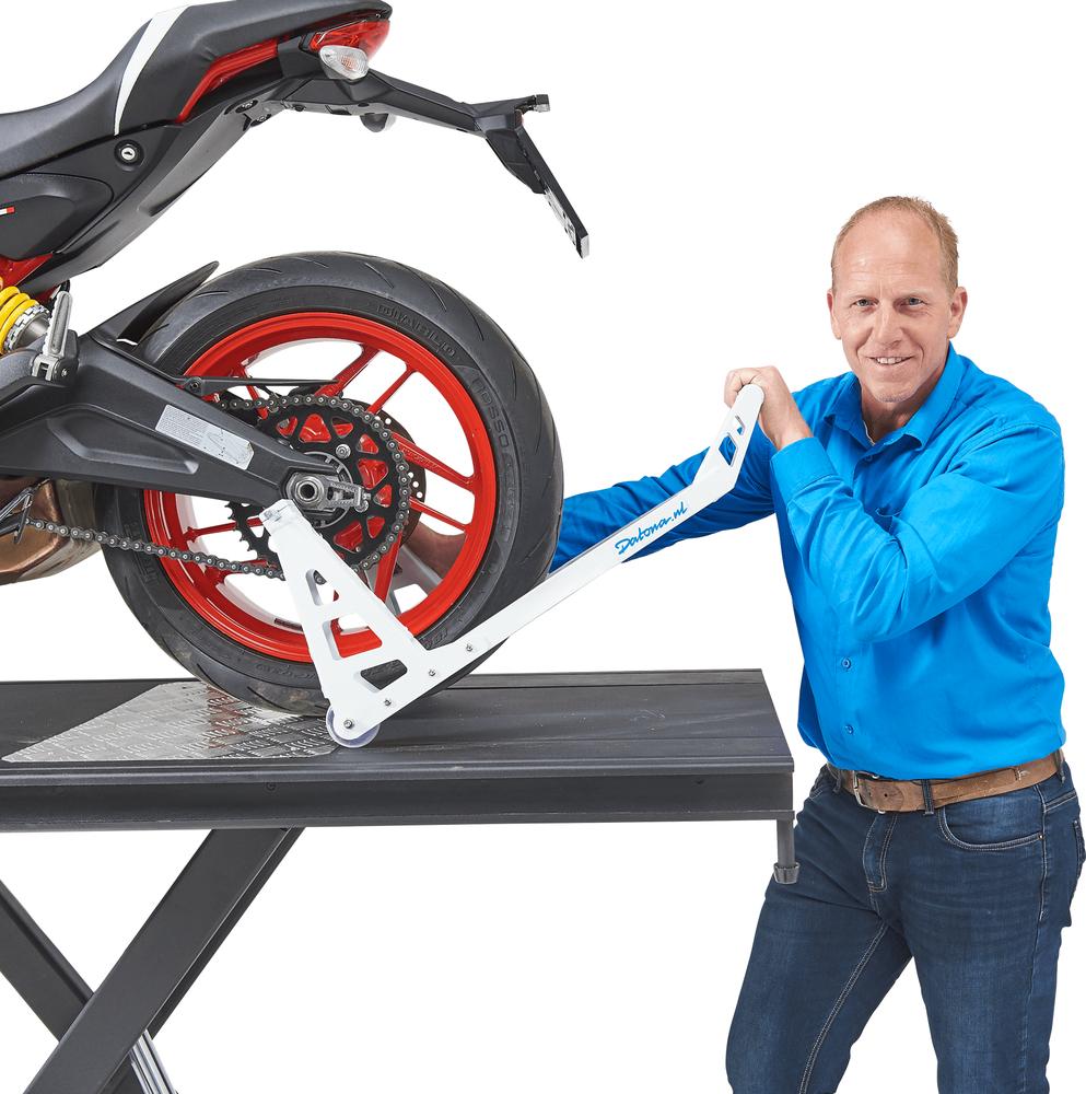 Elektrische motorheftafel 120 cm hoog 14