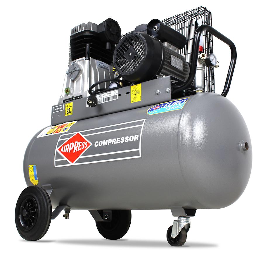 PRO Compressor Airpress HL 425/100 op 230 V 1