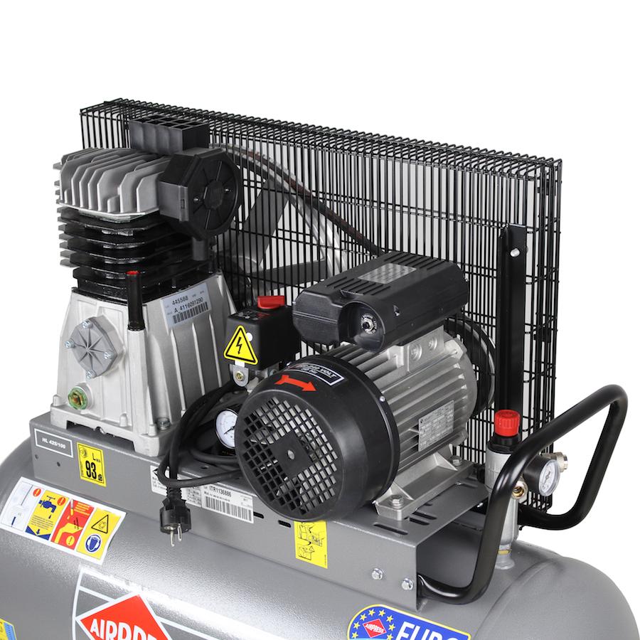 PRO Compressor Airpress HL 425/100 op 230 V 2