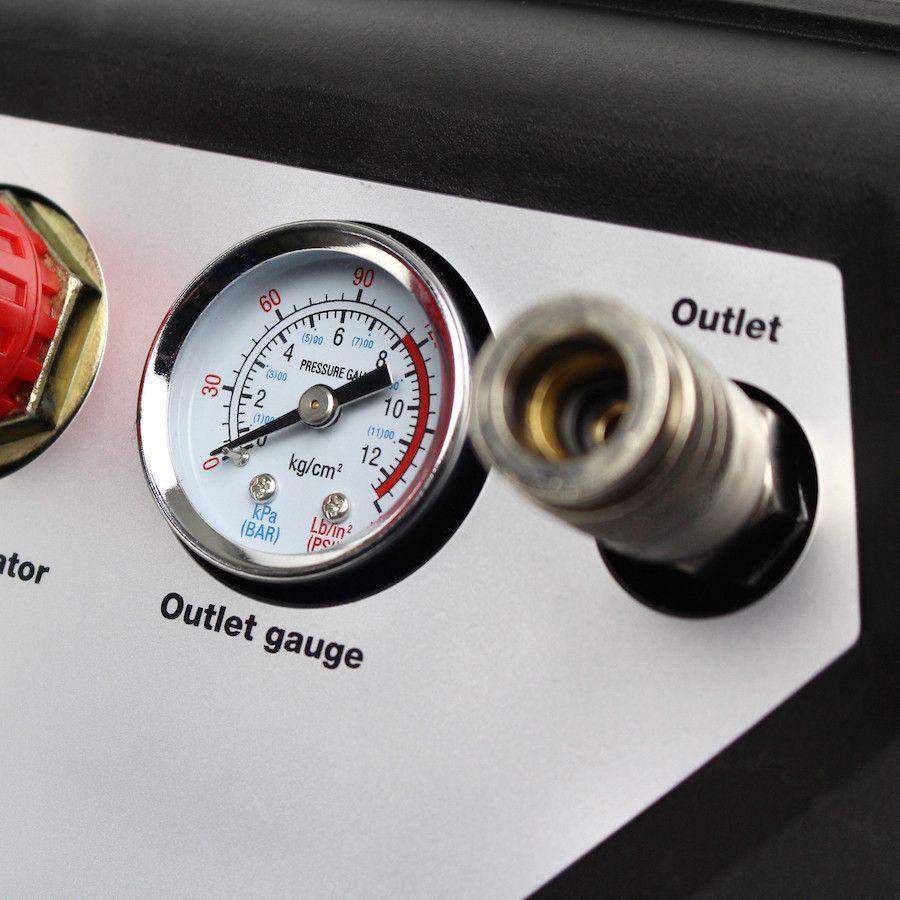 Draagbare compressor Airpress 215/6 230V 4