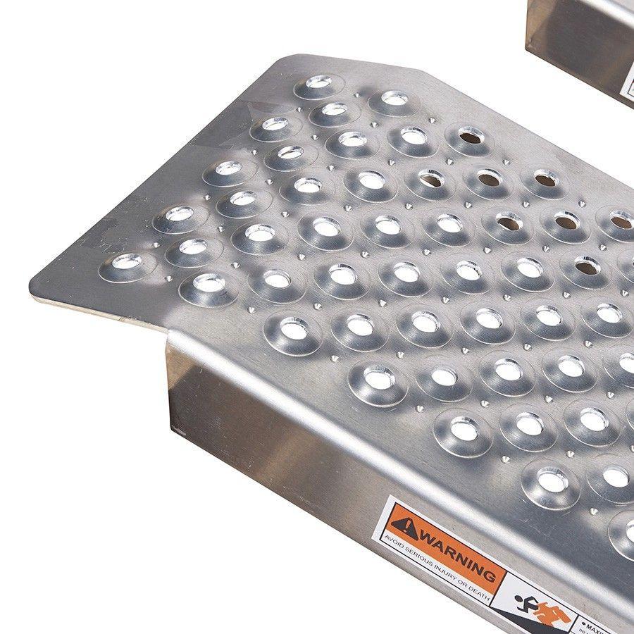 Aluminium rijplaat set van 2 - 250 cm 4