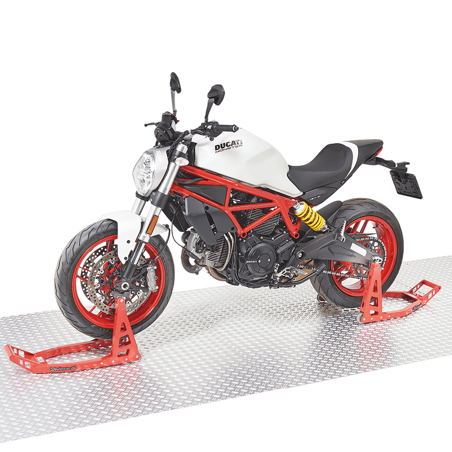 MotoGP Paddockstand set - Honda rood 2