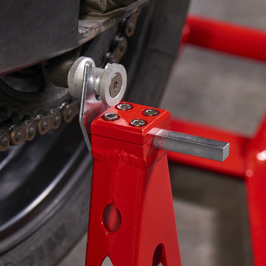 MotoGP Paddockstand set - Honda rood 15