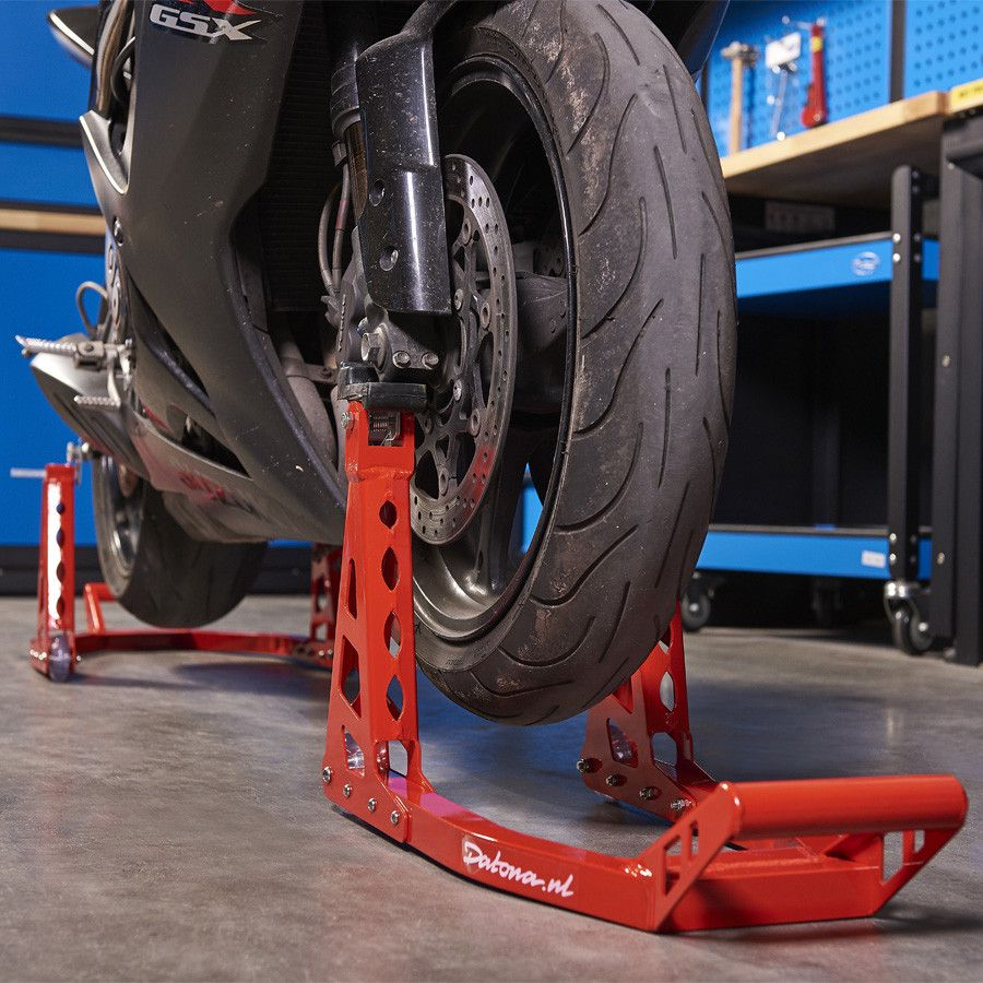 MotoGP Paddockstand set - Honda rood 20
