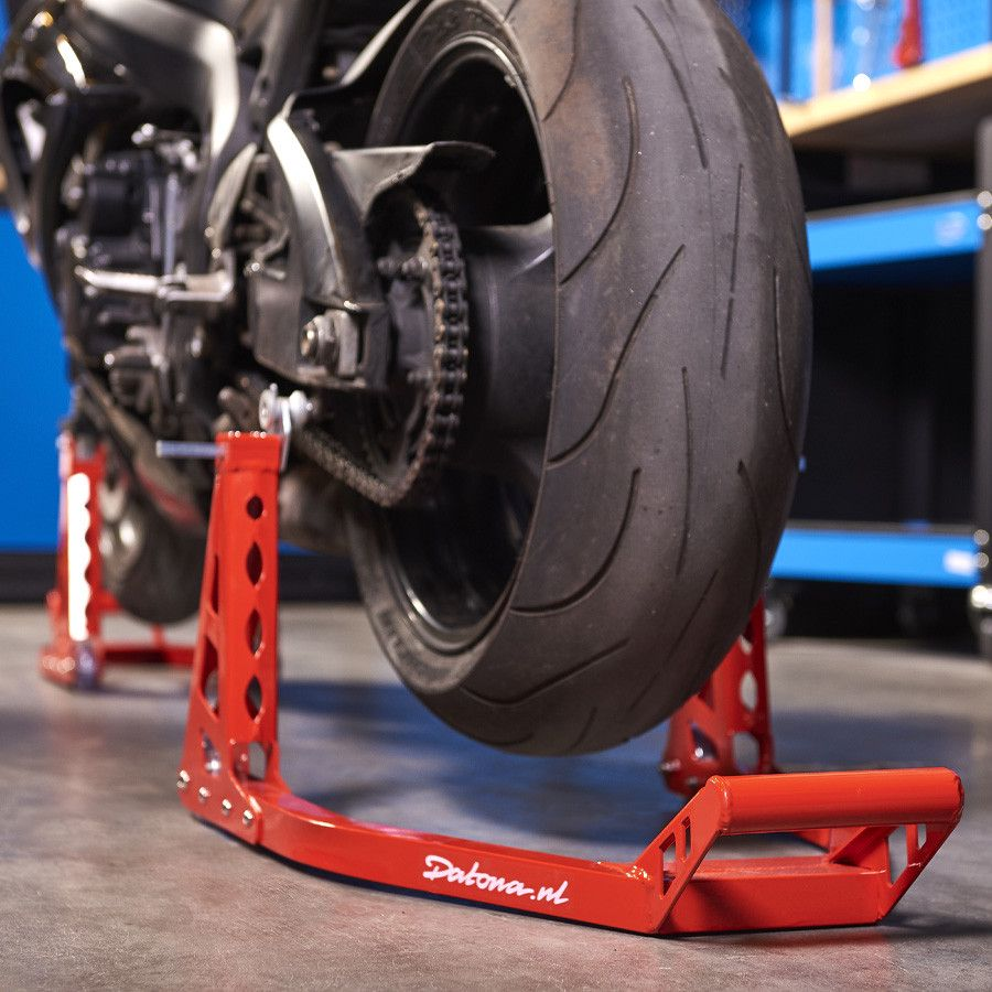 MotoGP Paddockstand set - Honda rood 16