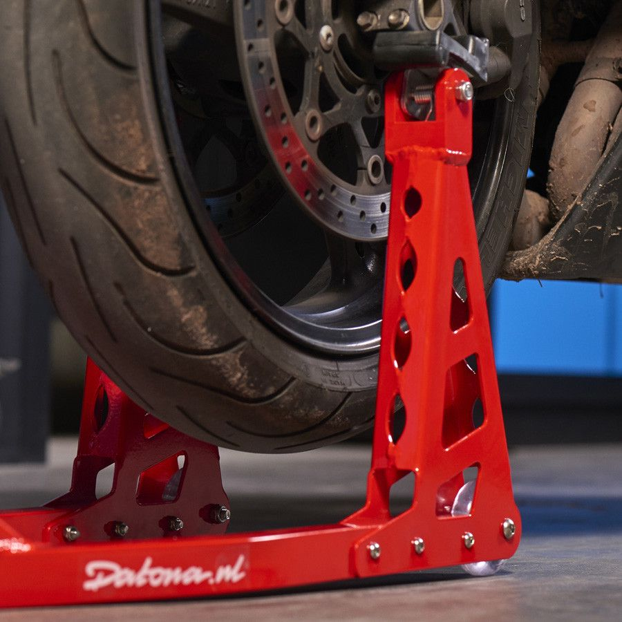 MotoGP Paddockstand set - Honda rood 23