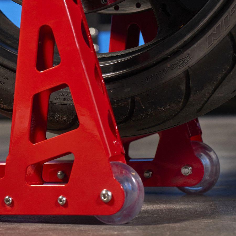 MotoGP Paddockstand set - Honda rood 21