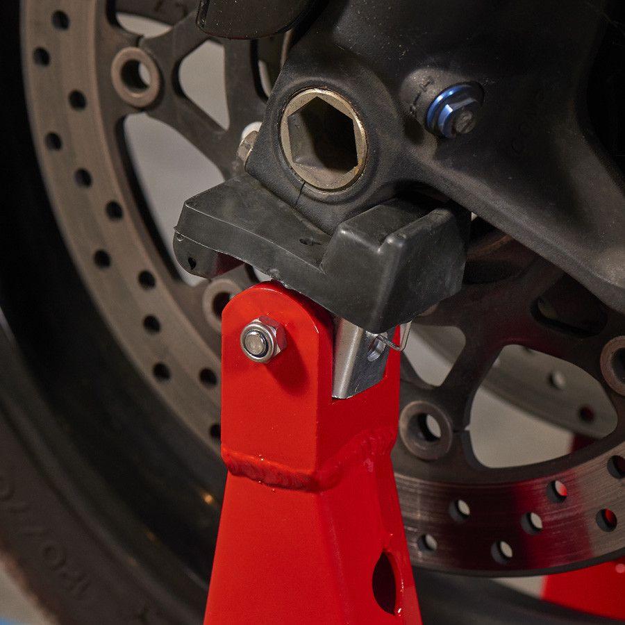MotoGP Paddockstand set - Honda rood 14