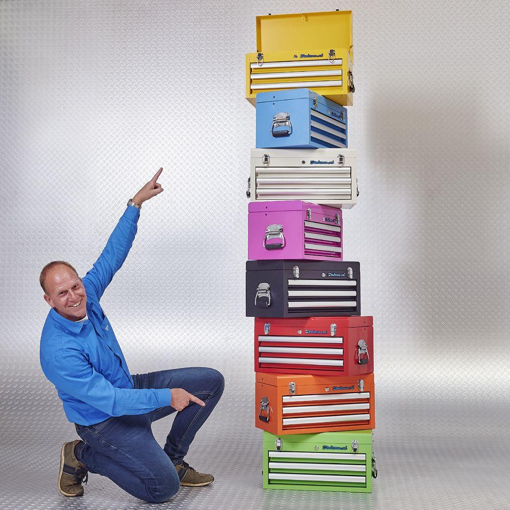 gekleurde gereedschapskisten 51101