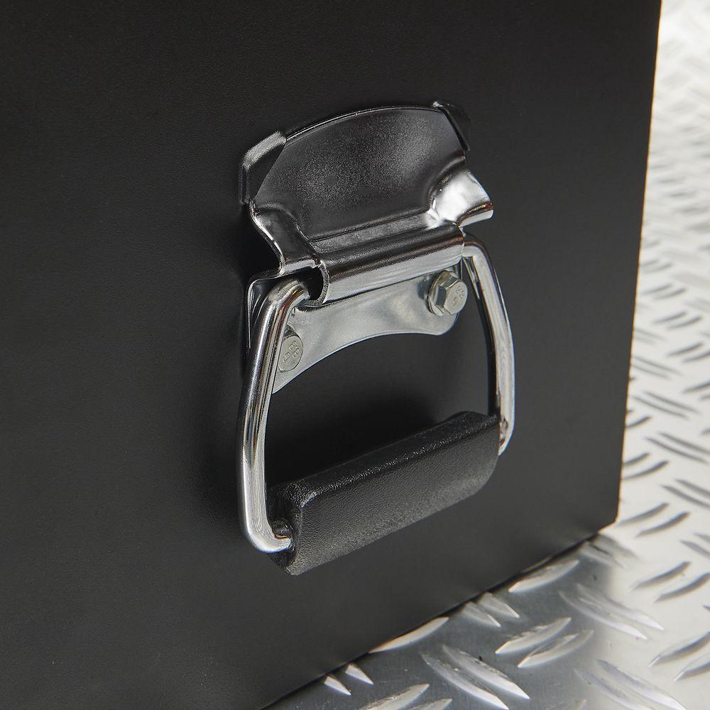 Handvat zwarte kist 51101