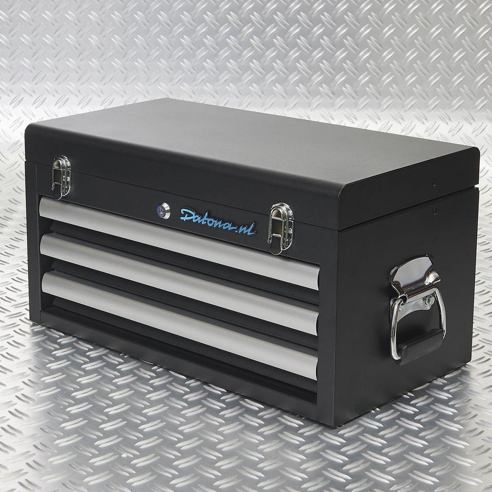 Kist gesloten zwart 51101
