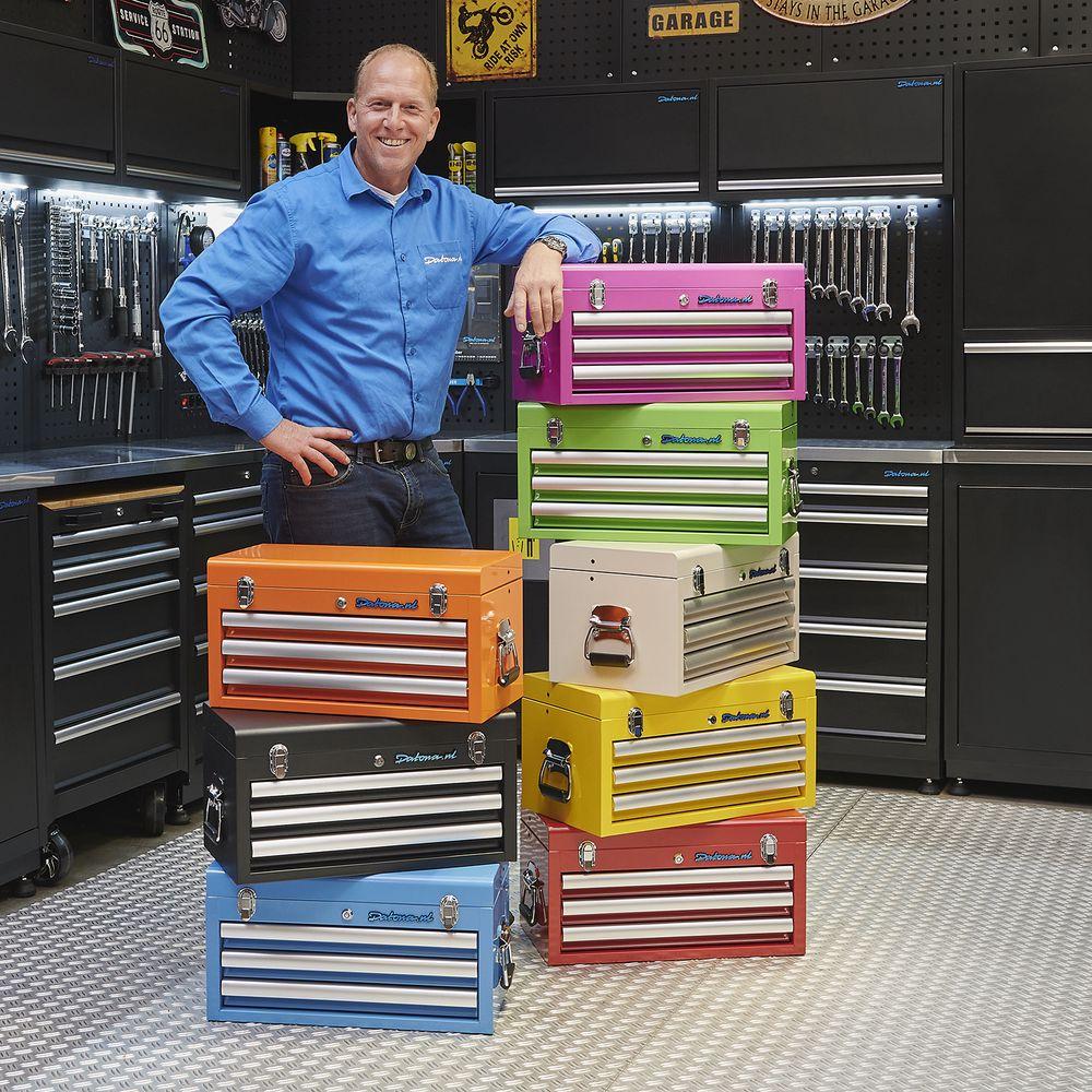 alle kleuren toolboxes 51101