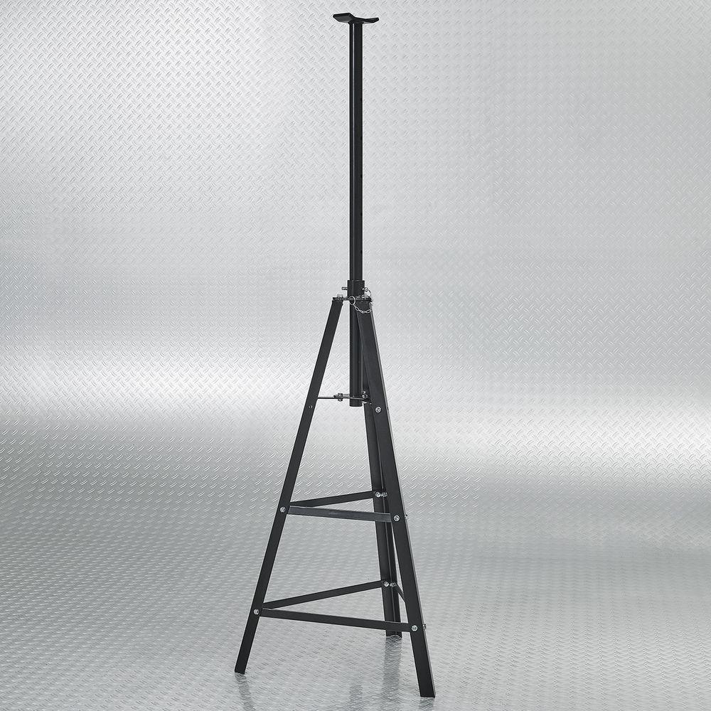 Maximale hoogte van de assteun 2 ton