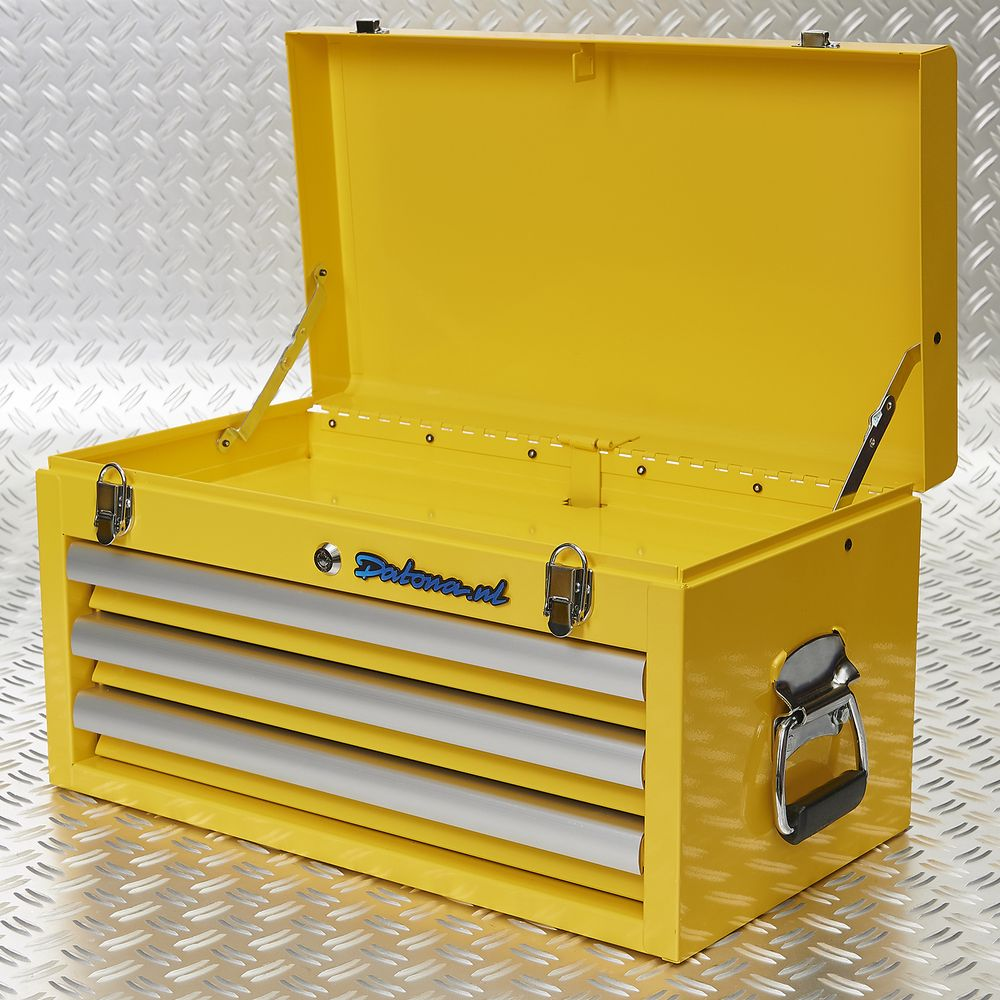 sterke kist 51101 yellow