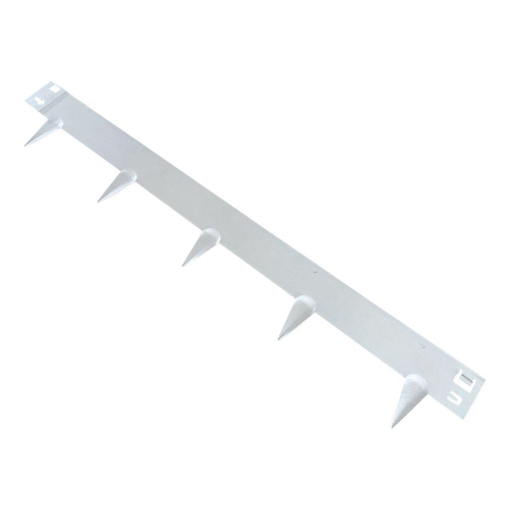Rasenkante verzinkter Stahl