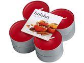 Bolsius maxi geurlichten Aromatic Baked Apple - 8 stuks
