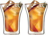 Bodum Dubbelwandige Glazen Assam 25 cl - 2 Stuks