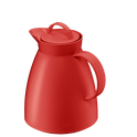 Alfi Thermoskan Dan Rood 1 Liter
