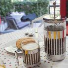 Alessi Cafetiere 9094/8 Door Aldo Rossi