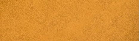 LIND DNA Onderzetter Leer Hippo Curry 11 x 13 cm