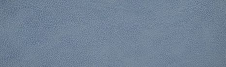 LIND DNA Placemat Leer Hippo Lichtblauw 35 x 45 cm