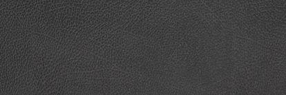 LIND DNA Placemat Leer Hippo Zwart Antraciet 35 x 45 cm