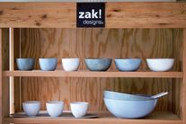 Zak Designs Schaal Fjord Wit Ø 30 cm