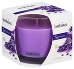 Bolsius Geurkaars True Scents Lavendel 95/95 mm