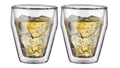 Bodum Dubbelwandige Glazen Titlis 25 cl - 2 stuks