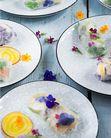 Cosy & Trendy Dessertbord Tavola Grijs Ø 20 cm