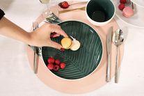 Villeroy & Boch Koffiekop It's my Match Groen Blossom 45 cl