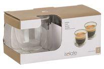 Cosy & Trendy Dubbelwandige Glazen Espresso 15 cl - 2 Stuks