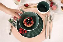Villeroy & Boch Serviesset It's my Match Groen 7-delig