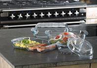 Cosy & Trendy Ovenschaal Grill & Drop 500 Celsius - 33 x 21 x 6 cm