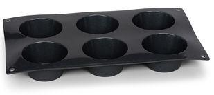 Patisse Muffinvorm Starflex 6 Vaks