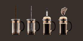 Bodum Cafetiere Chambord Zwart/Koper 1 Liter