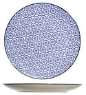 Cosy & Trendy Dinerbord Tavola Blauw Ø 26 cm