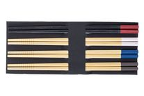 Cosy & Trendy Chopsticks Bamboe - Set van 4