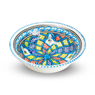 Dishes & Deco Saladeschaal Turquoise Blue Ø 25 cm