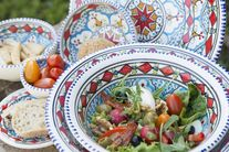 Dishes & Deco Saladeschaal Mehari Ø 25 cm
