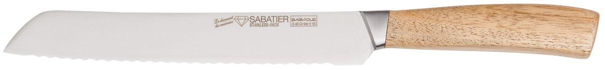 Diamant Sabatier Broodmes Babiole 22 cm